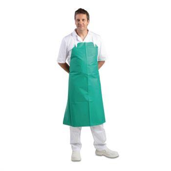 Tablier bavette déperlant très résistant Whites vert
