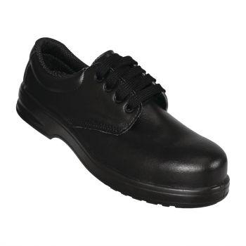 Chaussures de sécurité à lacets Lites noires 47