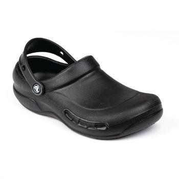 Sabots Crocs Bistro noirs 43