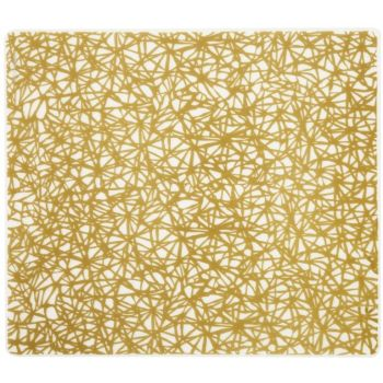 Modern Twist Placemat Twine Gold