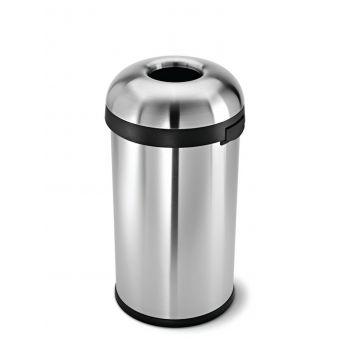 Simplehuman Waste Bin Bullet Open 60 liter