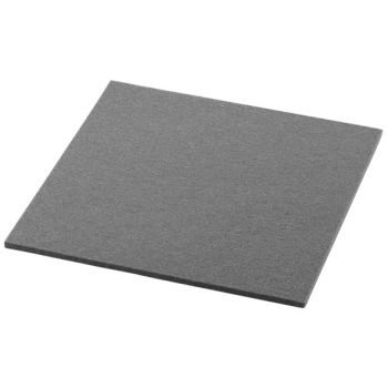 Daff Placemat Square 20x20 cm. Graphite