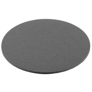 Daff Placemat Round 20 cm. Graphite