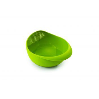 Joseph Joseph Prep & Serve Bowl with Integrated Colander Small