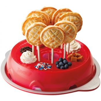 Tovolo Baking Pie Mold Set of 3pcs