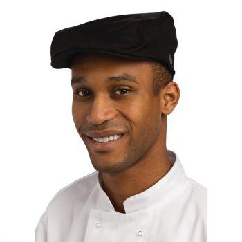 Casquette tendance Chef Works noire M