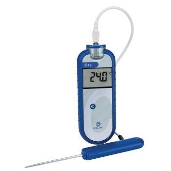 Thermomètre numérique Comark C12 avec sonde amovible