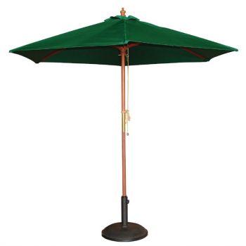Parasol rond Bolero vert 3m
