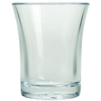 Verre à liqueur en polystyrène BBP 25ml