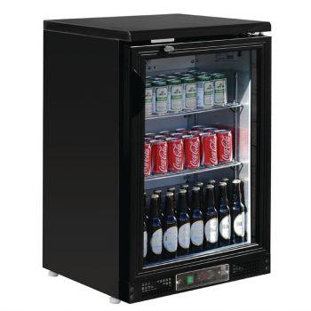 Arrière-bar finition noire 104 bouteilles Polar Série G