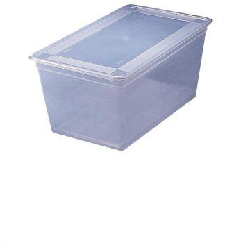 Boîte de stockage GN1/2 Bourgeat Modulus utilisation intensive 7;5L