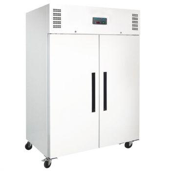 Armoire réfrigérée positive gastronorme double porte Polar Série G 1200L