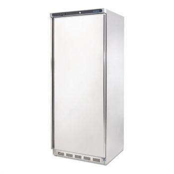 Armoire réfrigérée positive inox Polar Série C 600L