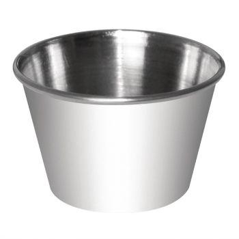 Pots à sauce inox Olympia 230ml