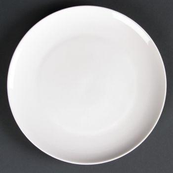 Assiettes creuses rondes Lumina 205mm