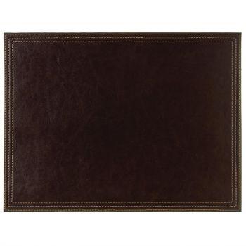 Set de table en simili cuir Olympia 300 x 400mm