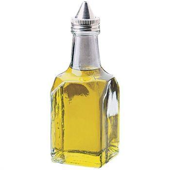 Bouteille d'huile ou vinaigre Olympia