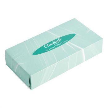 Boîte de mouchoirs en papier rectangulaire