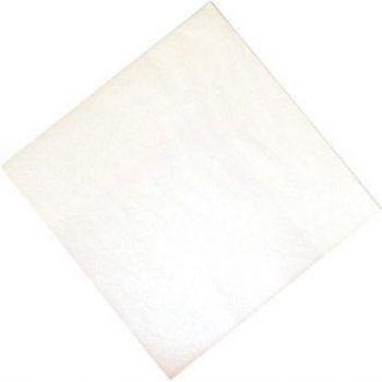 Serviettes de table en papier blanches Fasana 330mm