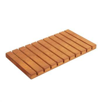 Support en bois pour 10 plaques Olympia CL174 ou CL175 150x280mm