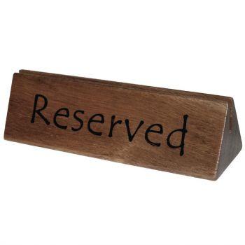 Chevalet en bois Olympia réservé