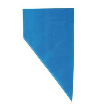Poches à douille jetables antidérapantes bleues Vogue (x100)