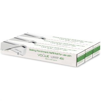 Rouleaux de papier cuisson pour distributeur Wrap450 Vogue