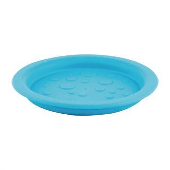 Couvercle pour pichet ou sous-verre Roltex AQUA bleu