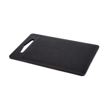 Planche à découper de bar noire Hygiplas 255mm