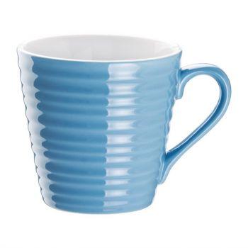 Tasses à café Aroma Olympia bleus 34 cl (x6)