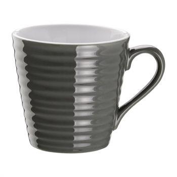 Tasses à café Aroma Olympia gris 34 cl (x6)