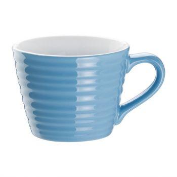 Tasses à café Aroma Olympia bleus 23 cl (x6)