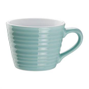 Tasses à café Aroma Olympia vert d'eau 23 cl (x6)