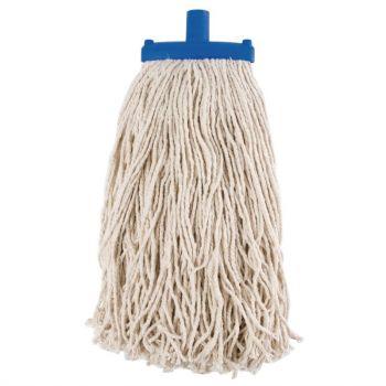 Mop à franges Jantex Prairie Kentucky support bleu
