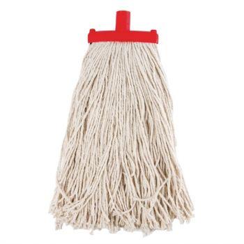 Mop à franges Jantex Prairie Kentucky support rouge