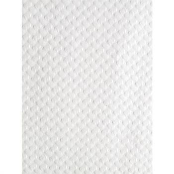 Sets de table en papier blancs