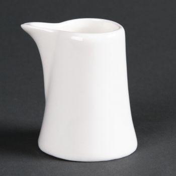 Minis pots à lait 50ml Lumina Fine China