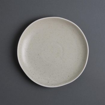 Assiettes plates sable Chia Olympia 20;5 cm (x6)
