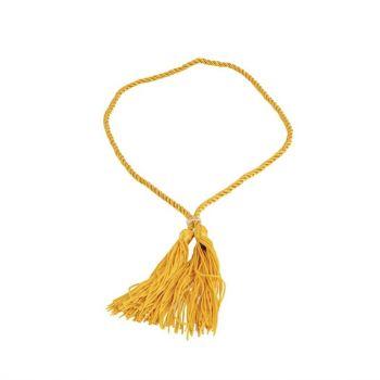 Cordon doré décoratif pour porte-menus Olympia A4