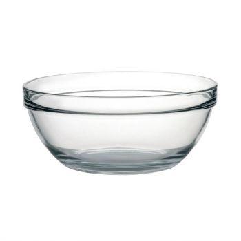 Bols de cuisinier en verre Arcoroc 260mm