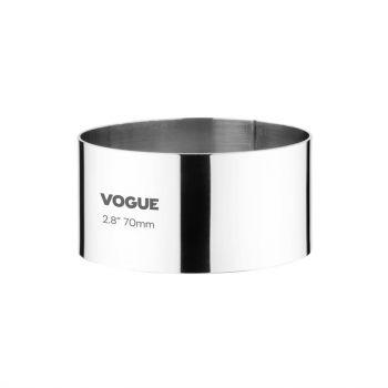 Cercle à mousse 70 x 35mm Vogue