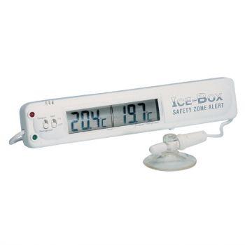 Thermomètre à réfrigérateur et congélateur Hygiplas