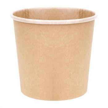 Pots à soupe compostables en PLA Fiesta Green 118 mm - 73;8 cl