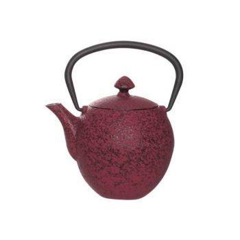 Cosy & Trendy Theiere Fonte 0.33l Pear Dark Red