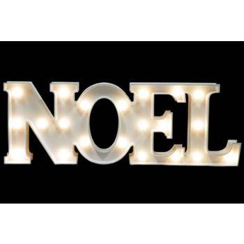 Cosy @ Home Noel Lumineux 21led Blanc Chaud 61x21x4c