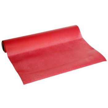 Cosy & Trendy For Professionals Ct Prof Chemin De Table Rouge 0,4x4,8m