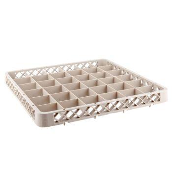 Plastibac Bord Pour Bac 36 Compartiments