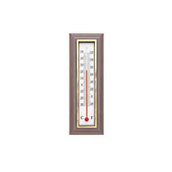 Cosy & Trendy Co&tr Thermometre 5.5xh16cm Brun Fonce