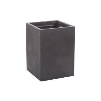Cosy & Trendy Cp Kubus Ca 30x30xh40cm Noir/anthracite