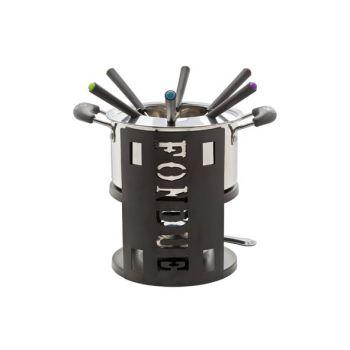 Cosy & Trendy Set Fondue 9-pcs Incl 1 Pot - 6x Fourch.